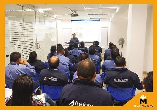 curso - taller actualización legal en seguridad y salud