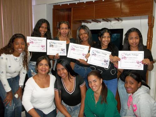 curso taller depilación de cejas, maquillaje y pigmentación