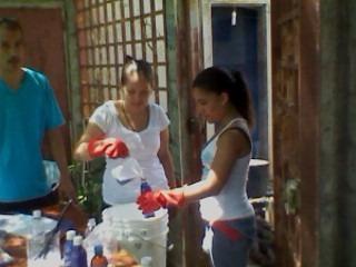 curso taller, elaborar productos de limpieza de calidad