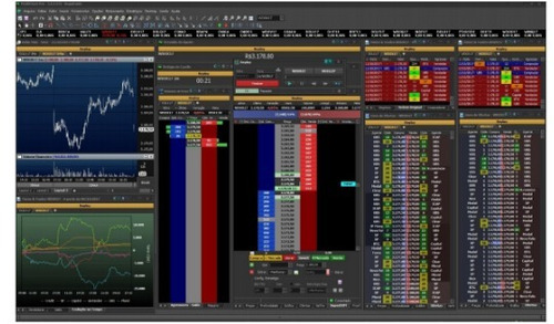 curso tape reading - scalper reativo - mendigo trader 2018