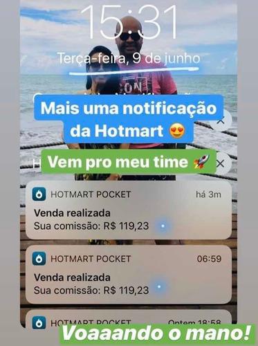 curso  técnicas vendas pelo celular hotmart