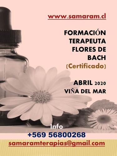 curso terapeuta flores de bach