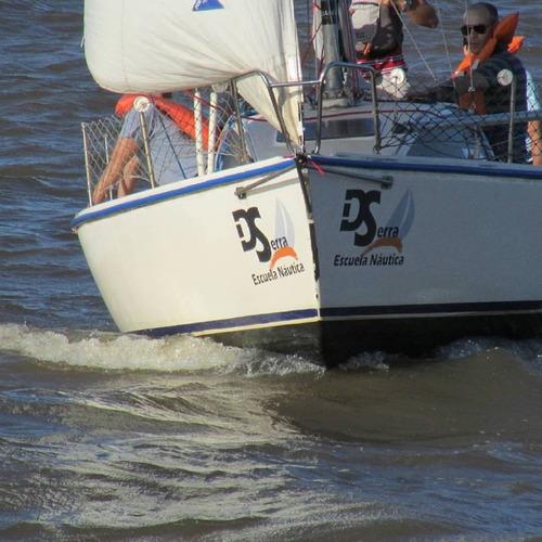 curso timonel vela motor sede costanera norte o microcentro