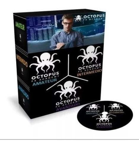 curso trading octopus academy-forex-completo+707 lbs de emp