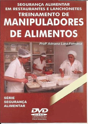 Curso treinamento de manipuladores de alimentos dvd r 19 90 em mercado livre - Curso de manipuladora de alimentos gratis ...