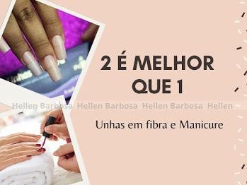curso unhas em fibra+manicure e pedicure