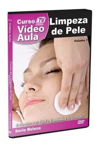 curso video aula estética facial e limpeza de pele renda ext