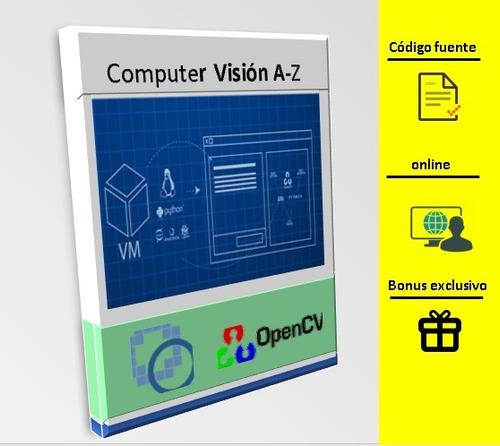 curso visión por computadora opencv y python