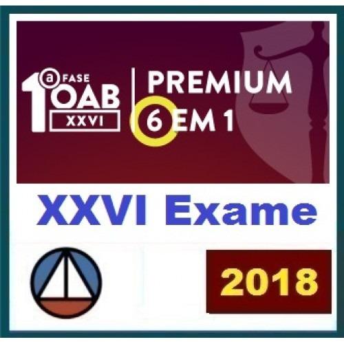 curso xxvi 1ª fase 2018 oab(26