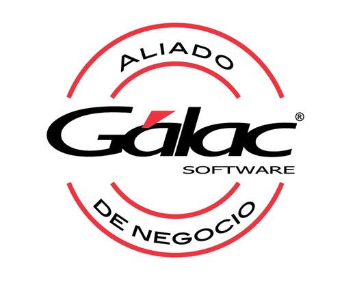 curso y adiestramiento gálac software