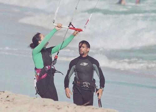 curso/aulas de kitesurf rio de janeiro