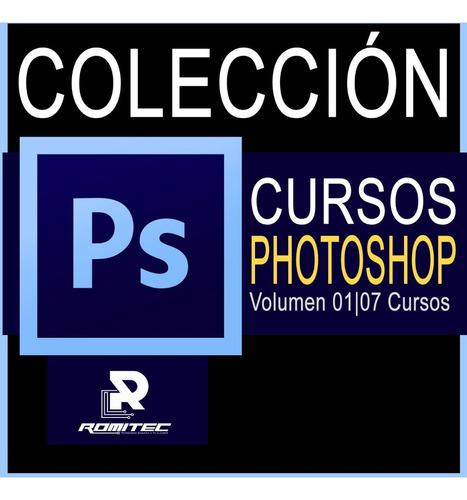 cursos audiovisuales profesionales photoshop