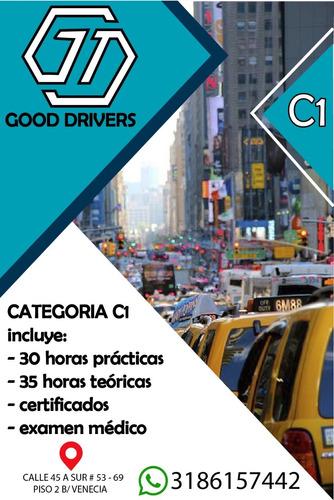 cursos conducción, conducción