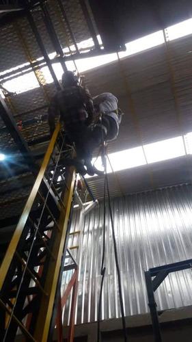 cursos de alturas avalados por el ministerio de trabajo
