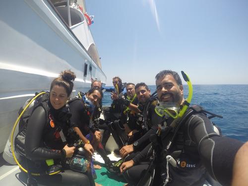 cursos de buceo - escuela de buceo espías del mar padi