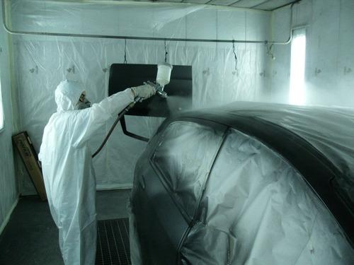 cursos de chapa y  pintura de autos- piramid-zona sur- lanus