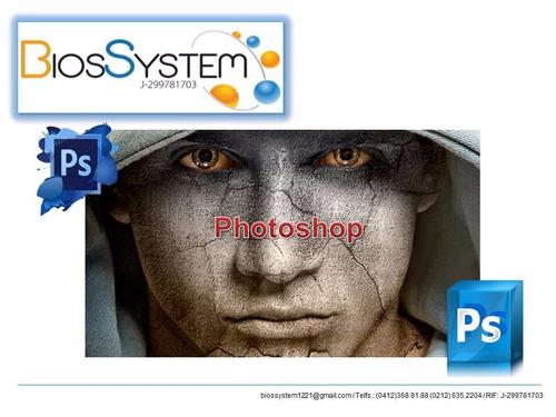 cursos de computación, servicio técnico pc, photoshop