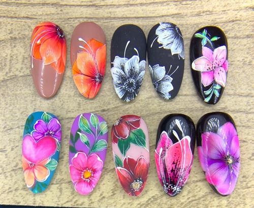 cursos de decoración de uñas