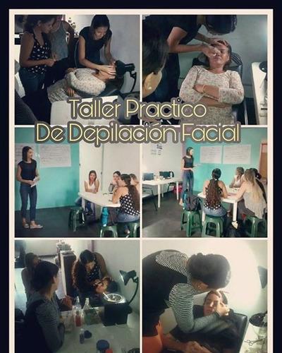 cursos de depilacion facial