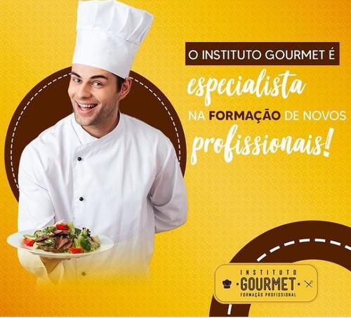 cursos de gastronomia em geral