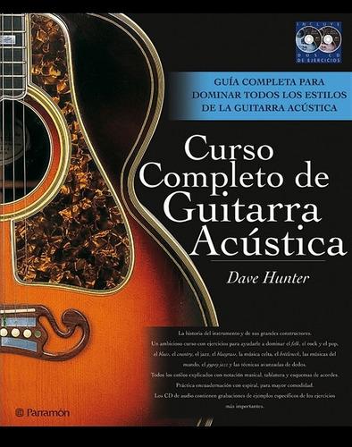 cursos de guitarra acústica