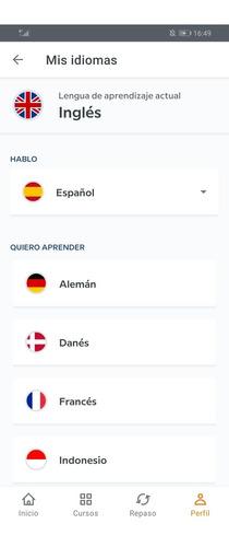 cursos de idiomas babbel (14 idiomas disponibles)
