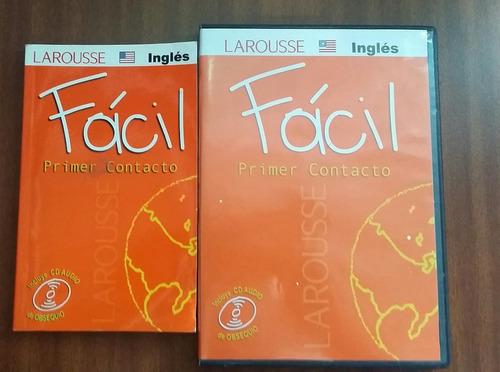 cursos de ingles libros cd