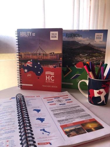 cursos de inglês presencial e online