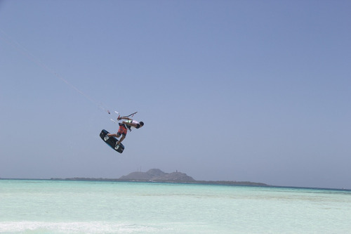 cursos de kitesurf  / clases de kitesurf