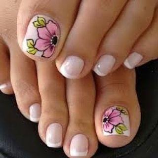 cursos de manicurista  con uñas acrílicas
