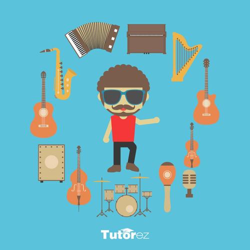 cursos de música a domicilio