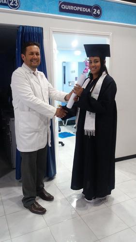 cursos de podologia, diplomados, formacion, enseñanza,