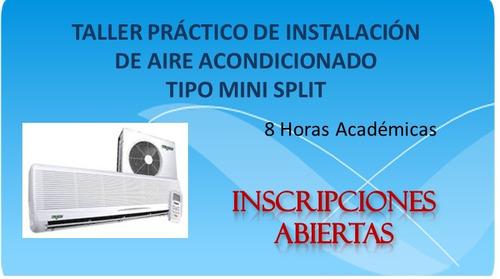 cursos de refrigeración y aire acondicionado