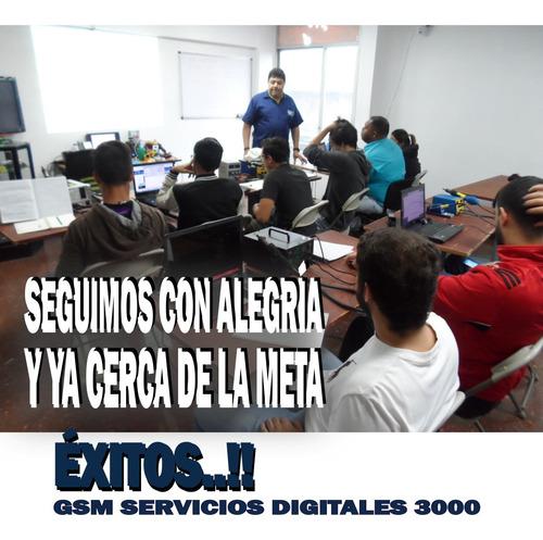 cursos de reparación de celulares ( curso oficial )