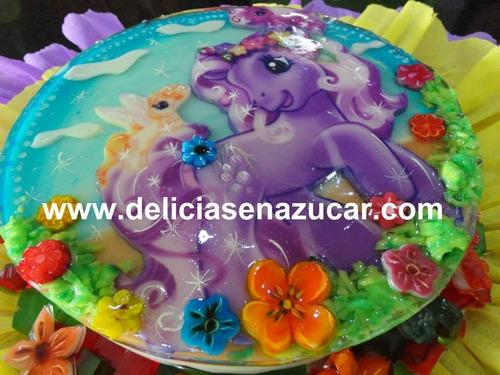 cursos de reposteria artistica. tortas y gelatinas decoradas