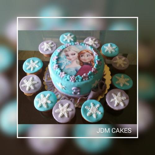 cursos de reposteria, tortas decoradas con fondant, merengue