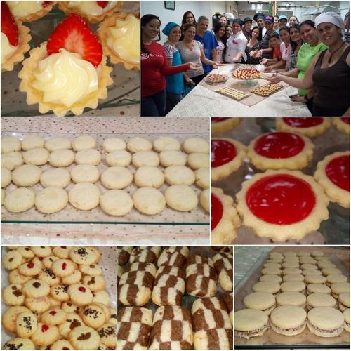 cursos de repostería tortas pastelería panadería y cocina