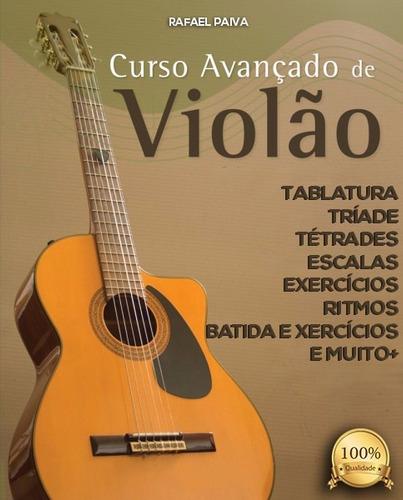 cursos de violão avançado: seja um profissional