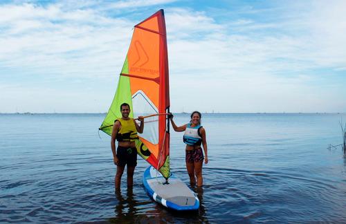 cursos de windsurf en san isidro lanai