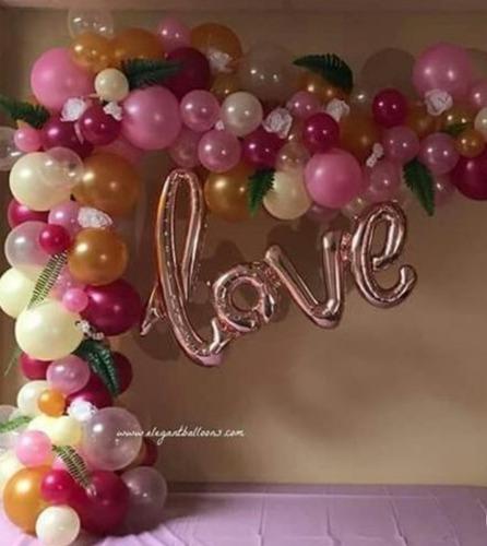 cursos decoracion con globos