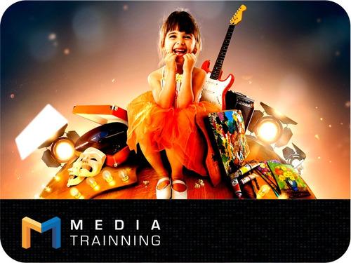 cursos diseño grafico, paginas web, fotografia, modelado 3d