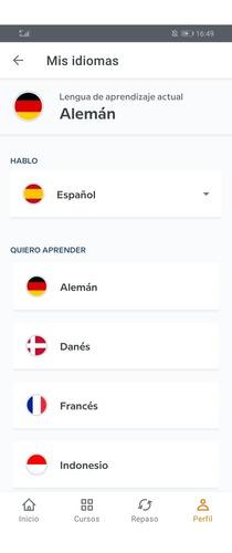 cursos idiomas idiomas