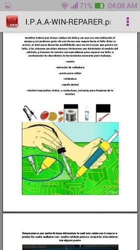 cursos informacion cerrajeria y programación automotriz