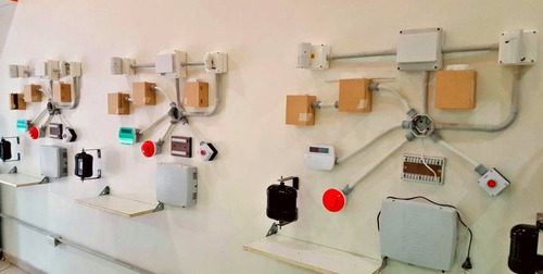 cursos instalación cámaras de seguridad dahua y alarmas dsc