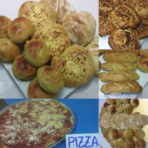 cursos: kidschef, pasteleria, reposteria, panaderia y mas...
