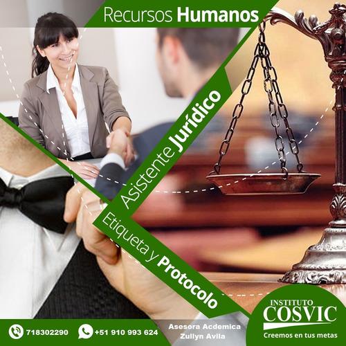 cursos libres y técnicos en instituto cosvic