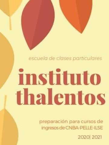 cursos para ingresos cnba-pelle-ilse