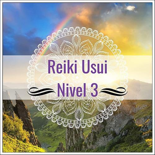 cursos personalizados de reiki usui niveles i, ii, iii y iv