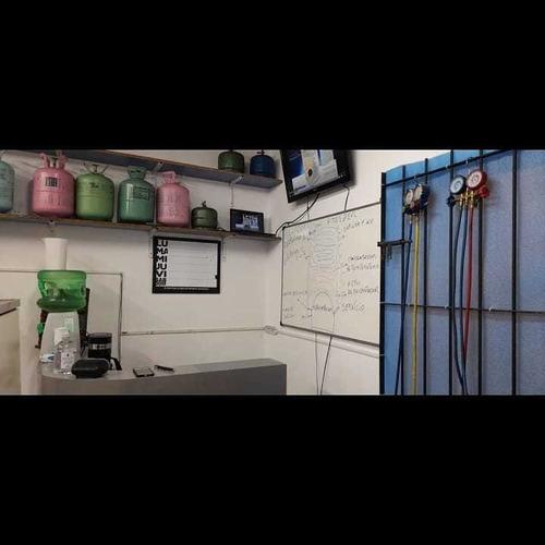 cursos refrigeración instalación  reparación de aire acondi