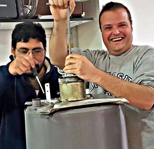 cursos reparación de lavarropas automáticos y microondas